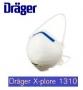 MASCARA 1310 X-PLORE MCA. DRAGER N95